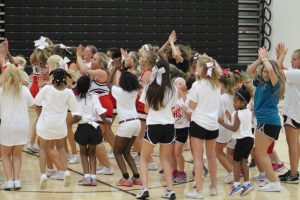 Cheer Camp 2016
