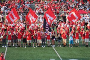 CHS vs. LaSalle September 2016 – Cheering for Victory!