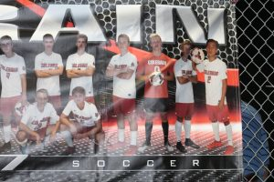 Boys Soccer 2017 Senior Night