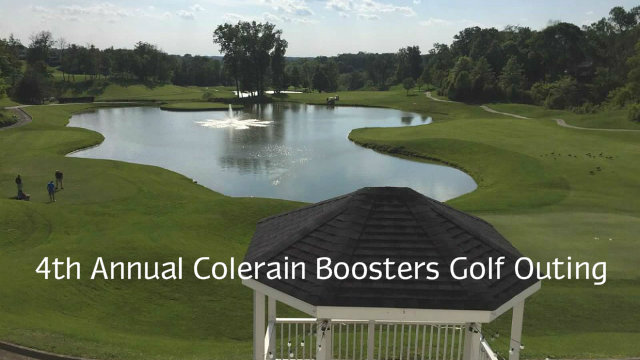 4th Annual Colerain H.S. Athletic Booster Golf Outing