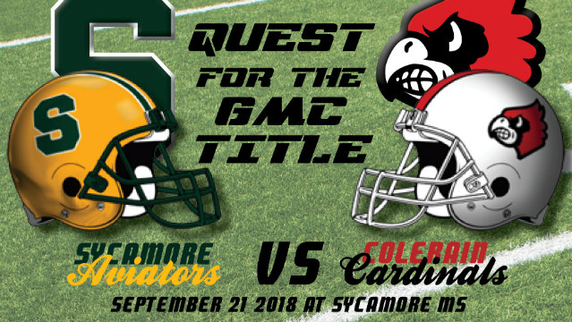 Football Week 5 Preview:  Sycamore Aviators