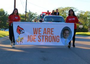 Fall Homecoming Parade and Court – 9.28.2018