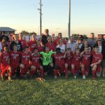 Boys Varsity Soccer falls to Princeton 2 – 1