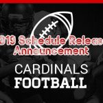 Colerain announces 2019 Football Schedule