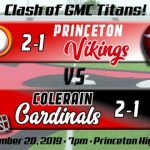 Football Week 4 Preview:  Princeton Vikings (2-1)