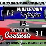 Football Week 5 Preview:  Middletown Middies (1-3)