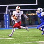 Colerain battles Big Blue and runs away with 17-3 victory