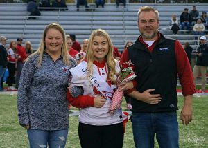 PHOTOS:  Senior Night