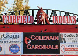 PHOTOS:  Week 10 Varsity Football vs. Fairfield