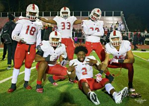 PHOTOS:  Football Regional Semi-Final vs. Fairfield