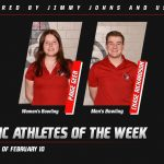 Athlete of the Week – February 10