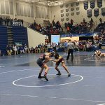 Tim Smith Qualifies for State Wrestling Tournament