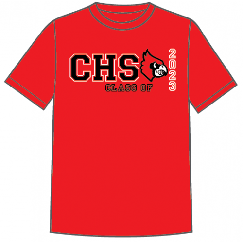 Class of 2023 T-Shirts Now Available!