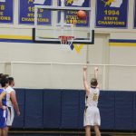 Varsity Boys Basketball vs. Saginaw Nouvel (12/22/17)