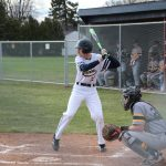 Varsity Baseball vs. Shrine (Home) - 25 April 2018