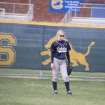 Varsity Softball vs. Riverview Gabriel Richard (Home) - 25 April 2018