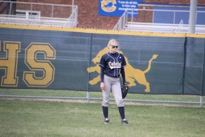 Varsity Softball vs. Riverview Gabriel Richard (Home) – 25 April 2018