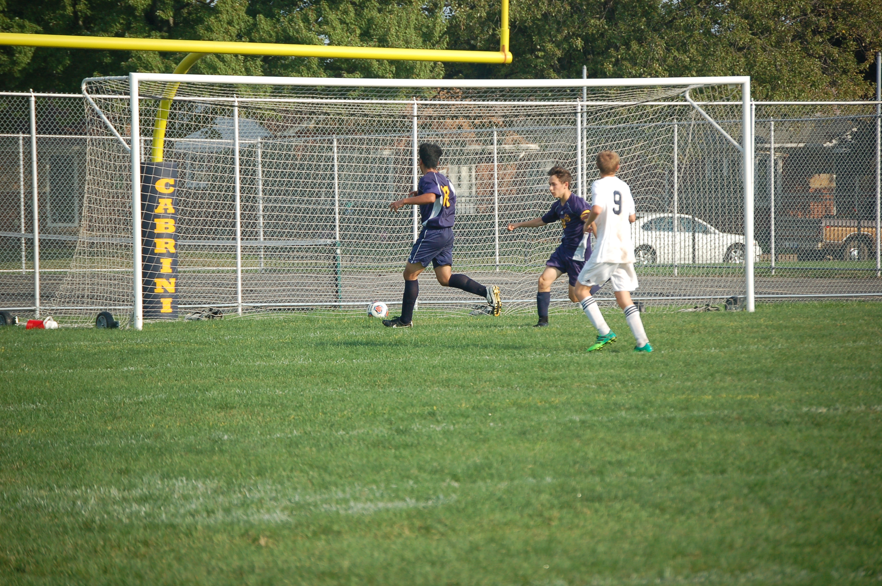 Cabrini defeats Jewish Academy 5-1