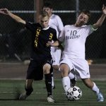 Dragons fall to Wildcats in soccer districts