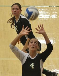 LO Volleyball vs Stoney Creek – September 1, 2015