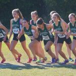 Dragon cross-country teams place first, second in OAA Red championships
