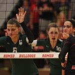 LO volleyball season ends in epic playoff battle versus Romeo