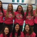 Dragons finish among top at state swimming and diving meet