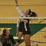 LO's Varney and Wightman named to Class A All-State volleyball team