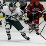 Lake Orion's varsity hockey team shuts out Grand Blanc, 6-0