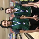 Lake Orion Community High School Girls Varsity Bowling finishes 5th place