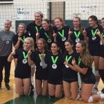 Lake Orion Dragons Volleyball Wins Novi Invitational
