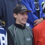 Andrew Nolan earns Academic All-State Honors in Cross Country!