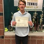 Tennis Player Julian Olejnik Named MHSTCA First Team All-State