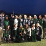 Girls Varsity Track finishes 1st place at Invitational @ Brandon High School
