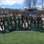 Girls Varsity Track finishes 1st place at Relays @ Waterford Mott High School