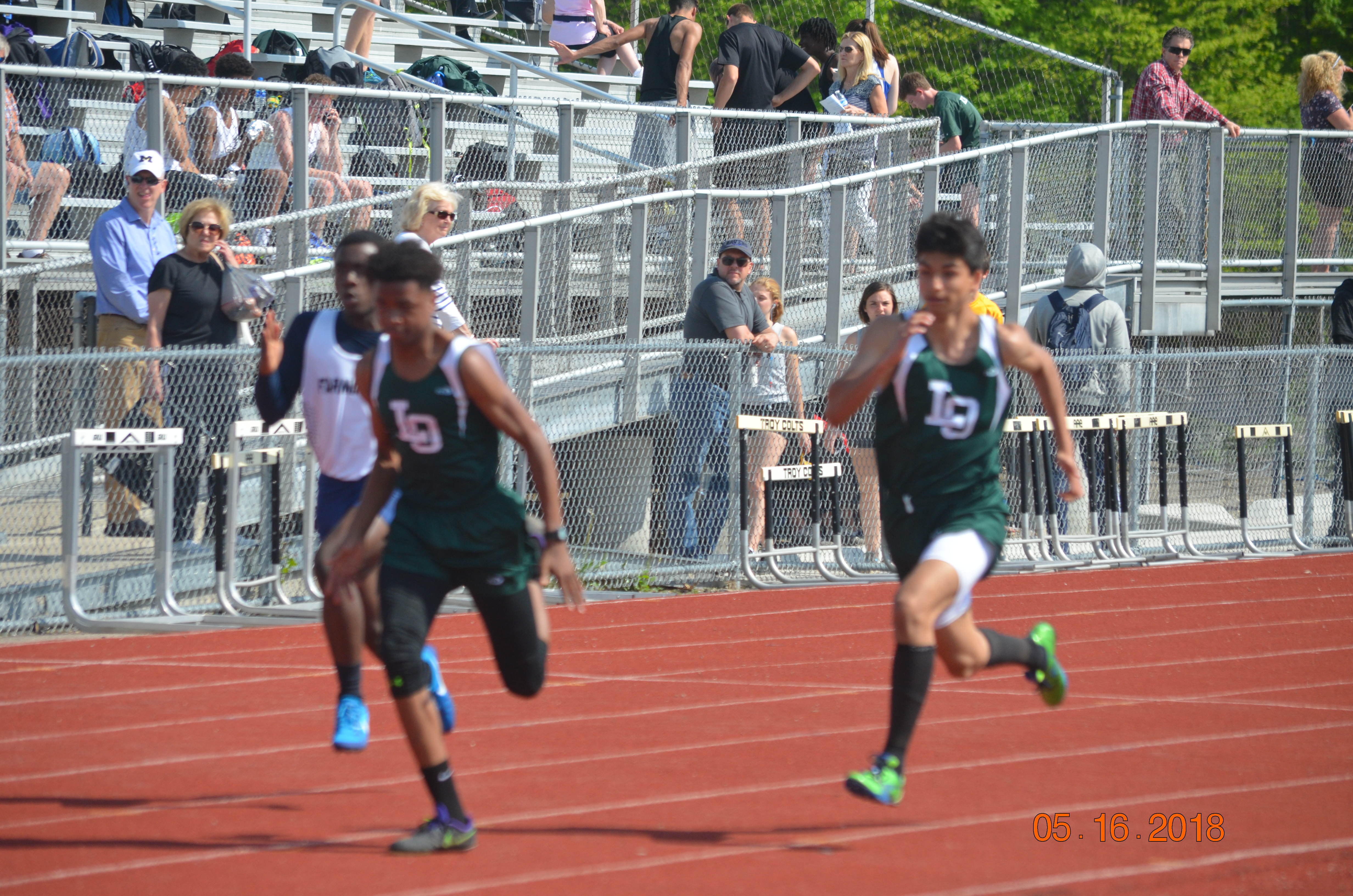 Men's Track and Field – 2nd at JV Breen Relays!