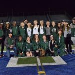 Girls Varsity Track finishes 1st place at MHSAA Regionals @ Rochester High School