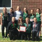 Girls Varsity Cross Country finishes 1st place at the Linden Classic for the second year in a row! JV squad finishes in 2nd place.