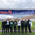 Girls Varsity Cross Country finishes 20th place at MHSAA State Finals Meet.