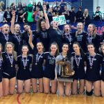History! Dragon Volleyball finishes the job, wins its first Division I state title
