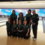 Girls Varsity Bowling finishes 4th place at the L'Anse Creuse North Bakers Dozen Tournament @ Imperial Lanes