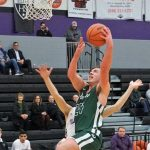 Dragons top Black Hawks 64-40