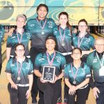 Girls Varsity Bowling finishes 1st place at the PCS Tournament today @ Super Bowl Lanes in Canton