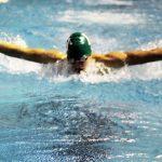 Boys Varsity Swim achieves a resounding victory over Clarkston!