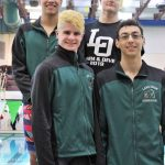 Dragon Swimmers headed to State Competition!