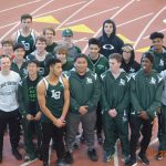 Men's Track competes at Huron Relays