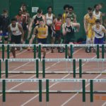Men's Track and Field-Huron Relays
