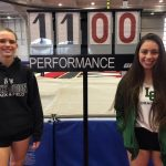 Lady Dragons use SVSU meet as tune up for season!