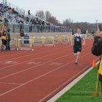 Men's Track vs Adams and Brandon Tri-County Invite