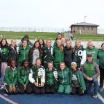 Girls Track & Field Team Wins Oxford Invite